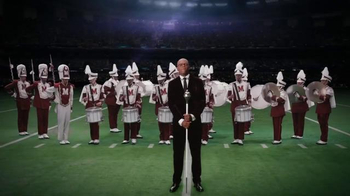 Capital One Quicksilver TV Spot, 'Marching Band' Feat. Samuel L. Jackson
