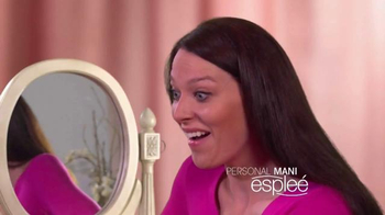 Personal Mani espleé TV Spot, 'Professional Manicure' - Thumbnail 4
