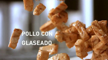 Subway Sweet Onion Chicken Teriyaki TV Spot, 'Menos calorías' [Spanish] - Thumbnail 3