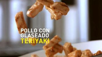 Subway Sweet Onion Chicken Teriyaki TV Spot, 'Menos calorías' [Spanish] - Thumbnail 4