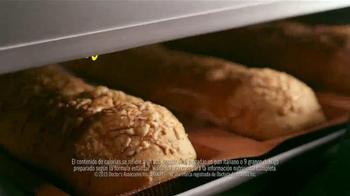 Subway Sweet Onion Chicken Teriyaki TV Spot, 'Menos calorías' [Spanish] - Thumbnail 7