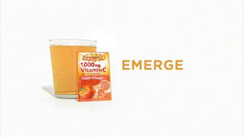 Emergen-C TV Spot, 'Packed With Vitamins' - Thumbnail 8