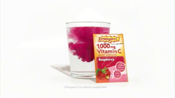 Emergen-C TV Spot, 'Packed With Vitamins' - Thumbnail 4