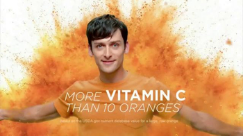 Emergen-C TV Spot, 'Packed With Vitamins' - Thumbnail 7