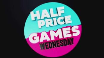 Dave and Buster's TV Spot, 'Half-Price Games Wednesday' - Thumbnail 1