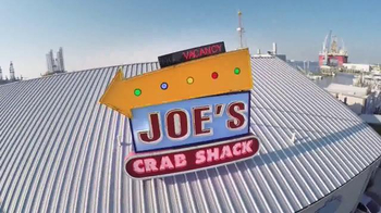 Joe's Crab Shack TV Spot, 'BBQ Dungeness Crab' - Thumbnail 5