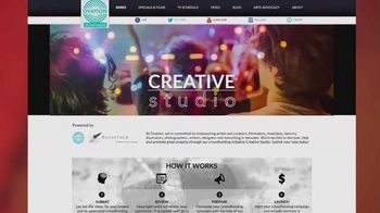 Ovation Creative Studio TV Spot, 'Supporting Artists: Idea Submission'