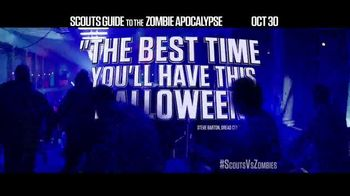 Scouts Guide to the Zombie Apocalypse - Alternate Trailer 9