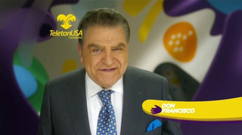 TeletónUSA TV Spot, 'La lucha' con Don Francisco [Spanish] - Thumbnail 1