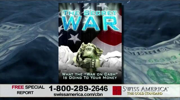 Swiss America TV Spot, 'The Secret War' - Thumbnail 8