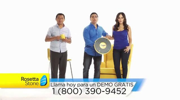 Rosetta Stone TV Spot, 'Razones por las cuales hablar inglés' [Spanish] - Thumbnail 2