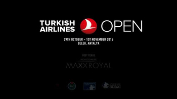 2015 Turkish Airlines Open TV Spot, 'Let's Make the Best 18 ever!' - Thumbnail 9
