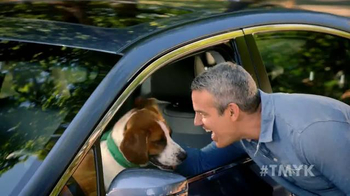 The More You Know TV Spot, 'Make a Dog's Day' Featuring Andy Cohen