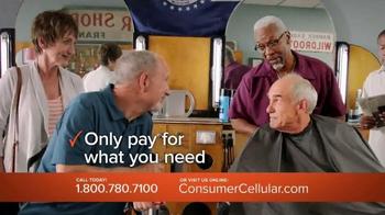 Consumer Cellular TV Spot, 'No. One Fan: Plans $10+ a Month' - Thumbnail 4