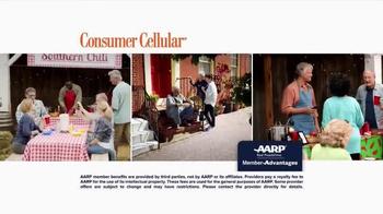 Consumer Cellular TV Spot, 'No. One Fan: Plans $10+ a Month' - Thumbnail 5