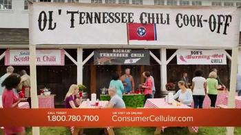 Consumer Cellular TV Spot, 'No. One Fan: Plans $10+ a Month' - Thumbnail 6