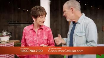 Consumer Cellular TV Spot, 'No. One Fan: Plans $10+ a Month' - Thumbnail 7