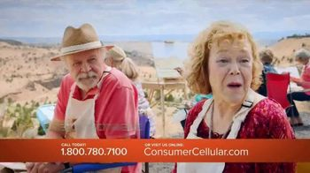 Consumer Cellular TV Spot, 'No. One Fan: Plans $10+ a Month'