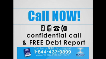 Howard Law P.C. TV Spot, 'Got Debt?'