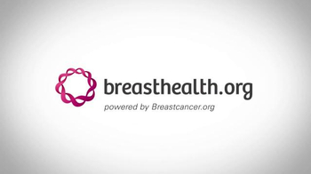 Breastcancer.org TV Spot, 'Breast Cancer Myths and Facts' - Thumbnail 9