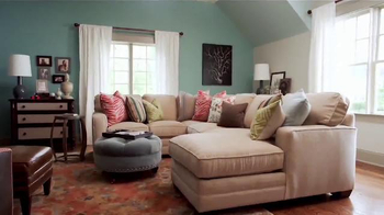 Bassett Custom Furniture Sale TV Spot, 'HGTV Home: The Mitchells - Bonus'