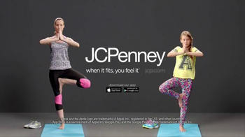JCPenney Friends & Family Sale TV Spot, 'Athletic Apparel' - Thumbnail 3