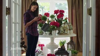 Joss and Main TV Spot, 'Picture Perfect Holiday' - 668 commercial airings