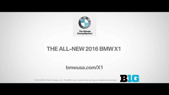 2016 BMW X1 TV Spot, 'Special Delivery: X1' - Thumbnail 7