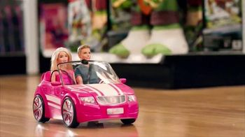Toys R Us TV Spot, 'Barbie and Ken'