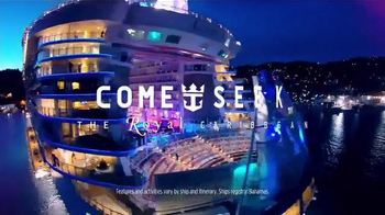 Royal Caribbean Cruise Lines TV Spot, 'You Are Not a Tourist: Come Seek' - Thumbnail 9