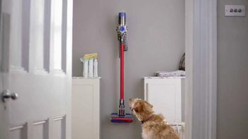 Dyson V6 Absolute TV Spot, 'Mischievous Pets'