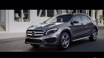 2016 Mercedes-Benz GLA TV Spot, 'Shattering Glass, Molds and Limits' - 456 commercial airings