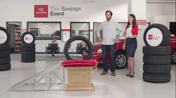 Toyota Tire Savings Event TV Spot, 'It's Special National' - 2 commercial airings