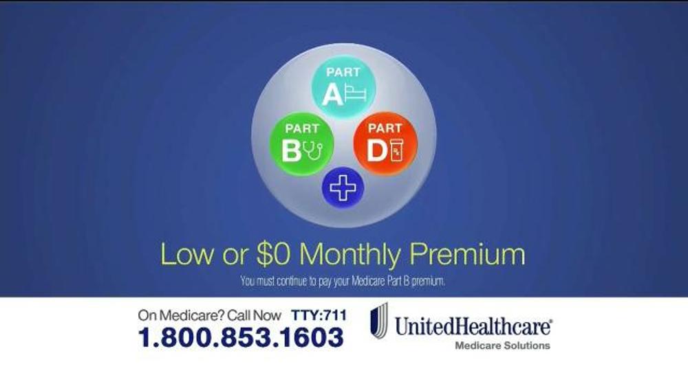 UnitedHealthcare Medicare Advantage Plan TV Commercial, 'Renew'