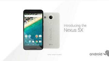 Google Nexus 5X TV Spot, 'Features' Song by Major Lazer, DJ Snake, MØ - Thumbnail 9