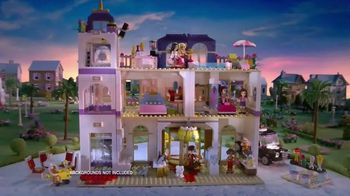 LEGO Friends TV Spot, 'Grand Hotel'