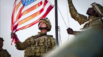 USAA TV Spot, 'Salute to Service: Combine Events' - Thumbnail 1