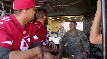 USAA TV Spot, 'Salute to Service: Combine Events' - Thumbnail 5