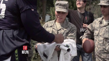 USAA TV Spot, 'Salute to Service: Combine Events' - Thumbnail 6