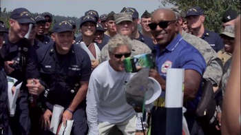USAA TV Spot, 'Salute to Service: Combine Events' - Thumbnail 7
