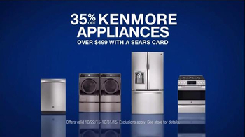 Sears TV Spot, 'Don't Go It Alone: Lowest Prices of the Season' - Thumbnail 7