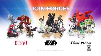 Disney Infinity 3.0 TV Spot, 'Marvel, Star Wars, Disney and Pixar' - Thumbnail 10