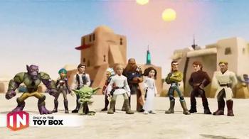Disney Infinity 3.0 TV Spot, 'Marvel, Star Wars, Disney and Pixar' - Thumbnail 2