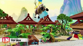 Disney Infinity 3.0 TV Spot, 'Marvel, Star Wars, Disney and Pixar' - Thumbnail 4