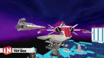 Disney Infinity 3.0 TV Spot, 'Marvel, Star Wars, Disney and Pixar' - Thumbnail 7