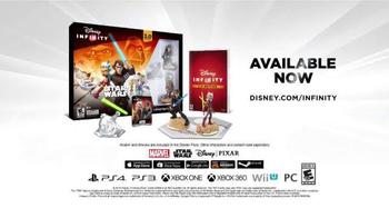 Disney Infinity 3.0 TV Spot, 'Marvel, Star Wars, Disney and Pixar' - Thumbnail 9