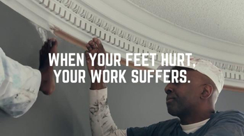 Timberland PRO Boondock TV Spot, 'Annoying Feet' - Thumbnail 6