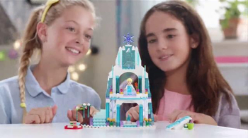 LEGO Disney Princess TV Spot, 'Do You Wanna Build a Snowman?' - Thumbnail 3