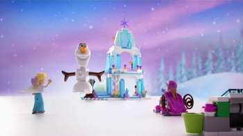 LEGO Disney Princess TV Spot, 'Do You Wanna Build a Snowman?' - Thumbnail 6