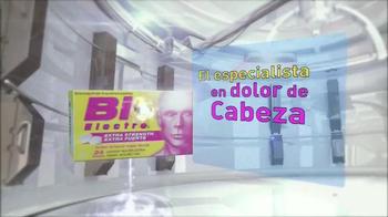 Bio Electro Extra Fuerte TV Spot, 'Dolor de cabeza intenso'